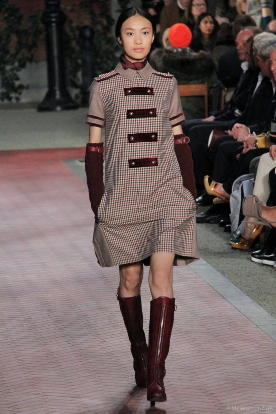 Tommy Hilfiger Fall Winter 2012 Collection 37