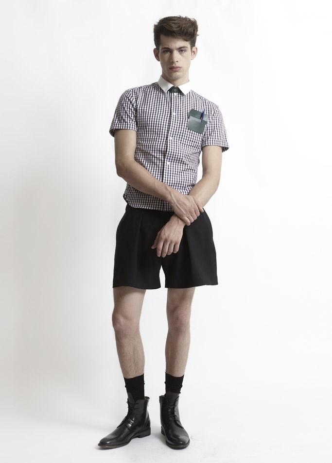 Carven Spring Summer 2012 Menswear Collection 9