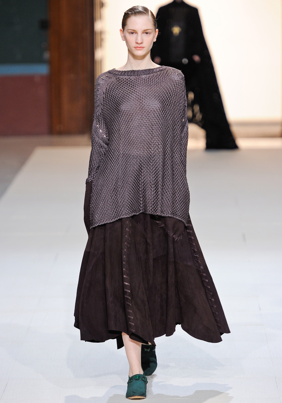 Damir Doma Fall Winter 2012 Collection 17
