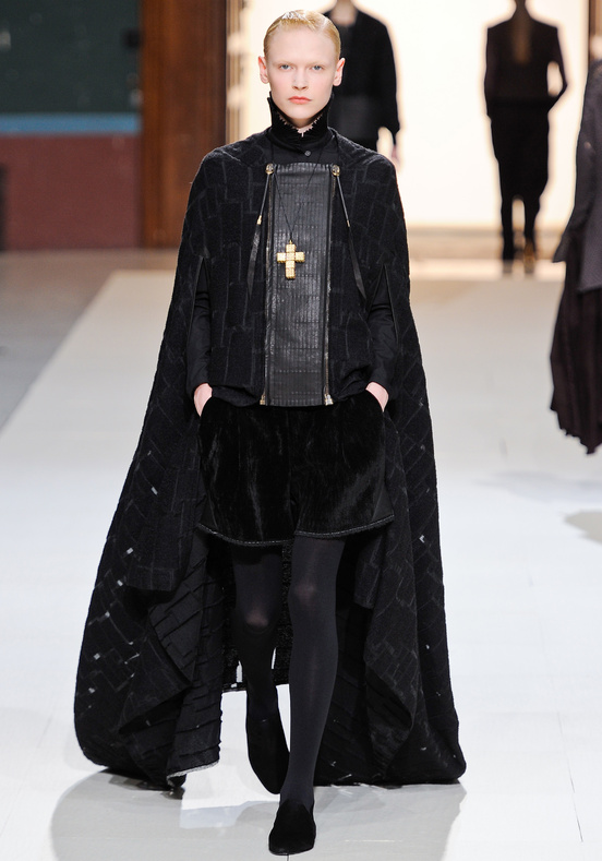 Damir Doma Fall Winter 2012 Collection 18