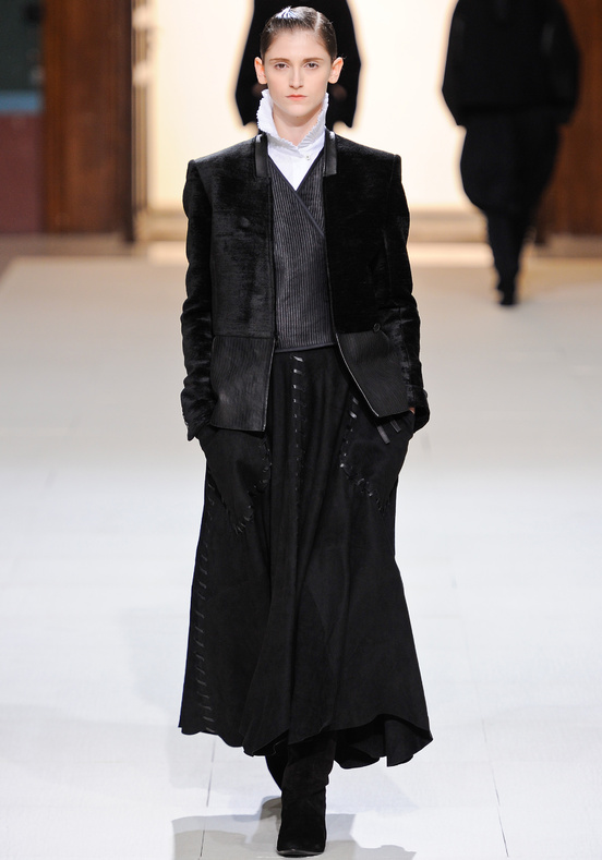 Damir Doma Fall Winter 2012 Collection 4