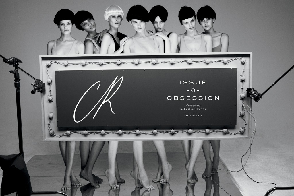 Carine Roitfeld Fashion Book CR 5
