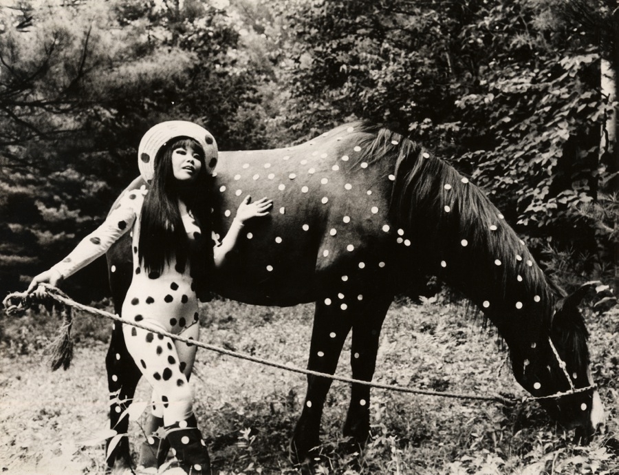 Kusama's Self-Obliteration, Horse Play