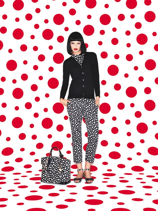 Yayoi Kusama Louis Vuitton Collection 11