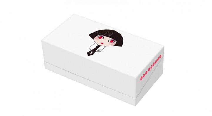Karl Lagerfeld for Shu Uemura 3