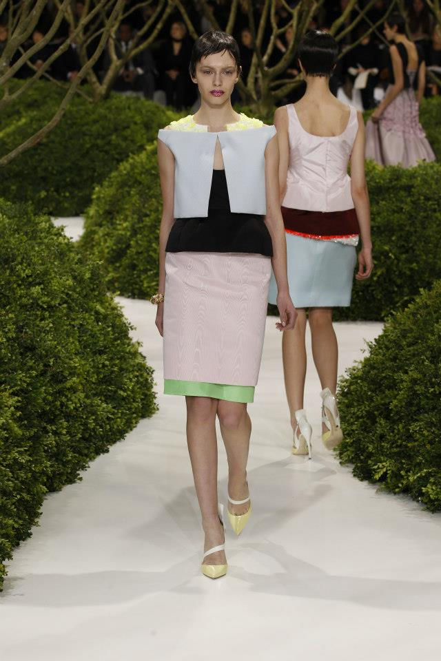 Dior Haute Couture Spring Summer 2013 Collection 7