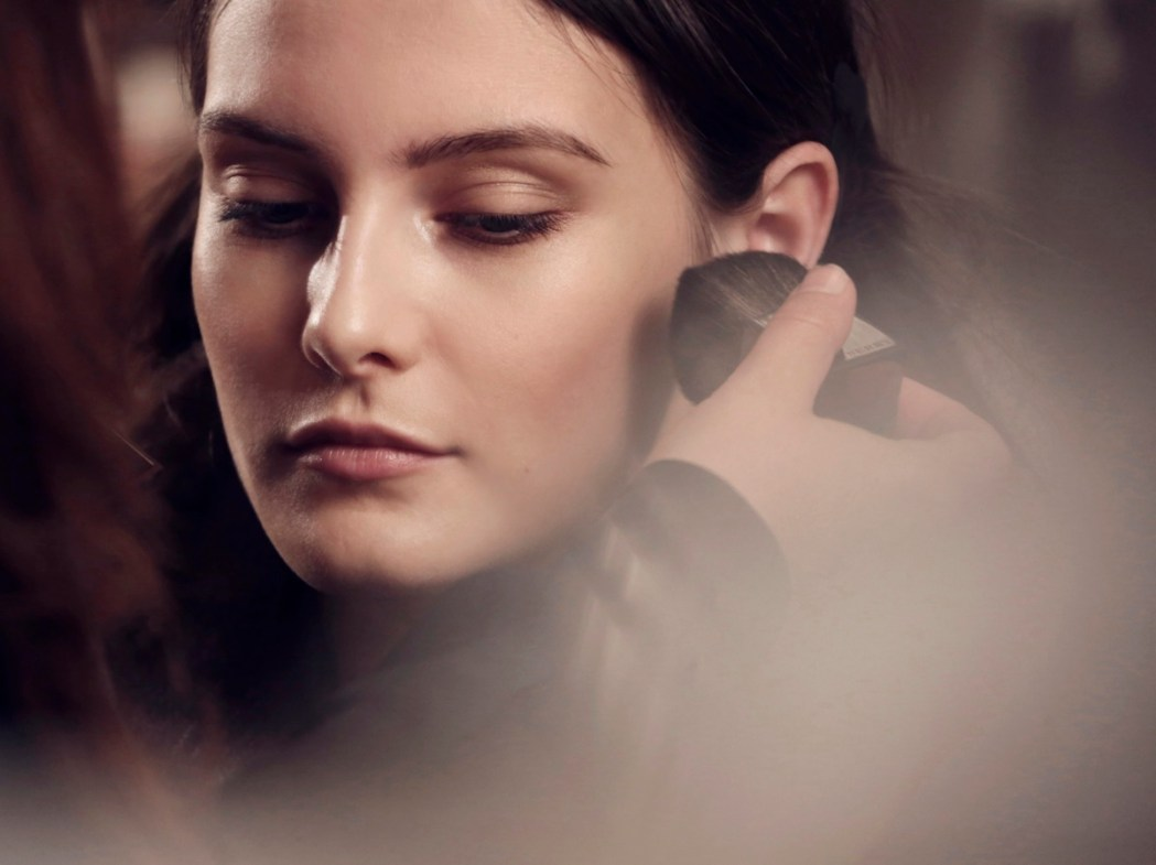 Burberry make up at the Burberry Prorsum Womenswear Autumn Winter 2013 Show - The Look 4