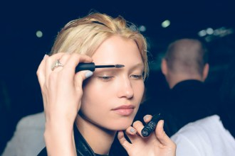 Alexander Wang Spring Summer 2014 Backstage Beauty 4