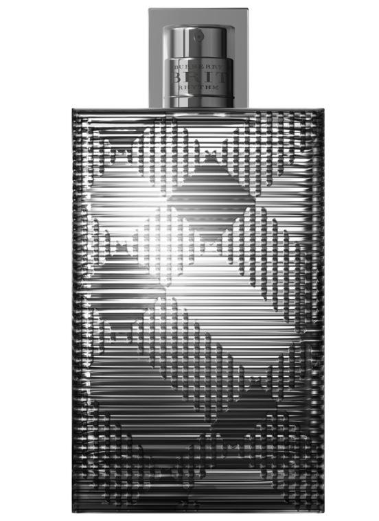 Burberry Brit Rhythm Fragrance Bottle