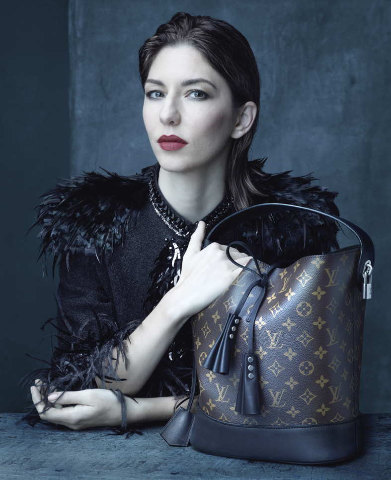 Louis Vuitton Spring Summer 2014 Ad Campaign Sofia Coppola 1