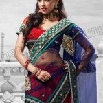 Paki & Indian Women Lehenga Choli Wedding Design 2013-14 By Natasha Couture