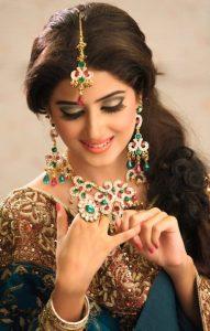 Pakistani Model &&Actress Sajal Ali Bridal - Wedding Photos 2013