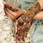 New Stylish Eid Hadn Mehndi Designs 2013 For Girls 07