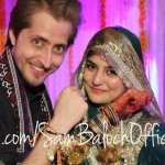 Sanam Baloch Wedding Mehndi Barat Pictures Photos Images 2013