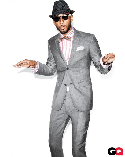 Swizz Beats in GQ