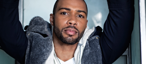 Actor and Host Omari Hardwick