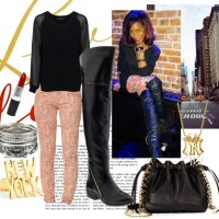 Stylist Files: Over-the-Knee Boots