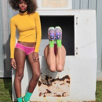 "Style News: Solange x PUMA ""Girls of Blaze"" Sneaker Collection"