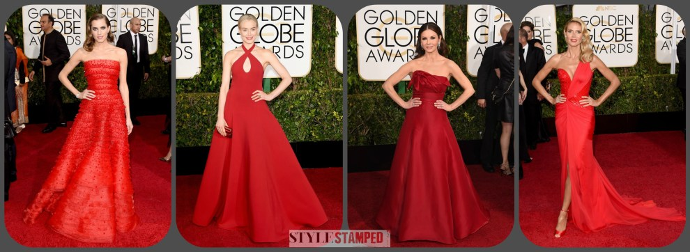 Golden+Globes+2015+Best+Dressed+Style+Stamped+Red+Trends