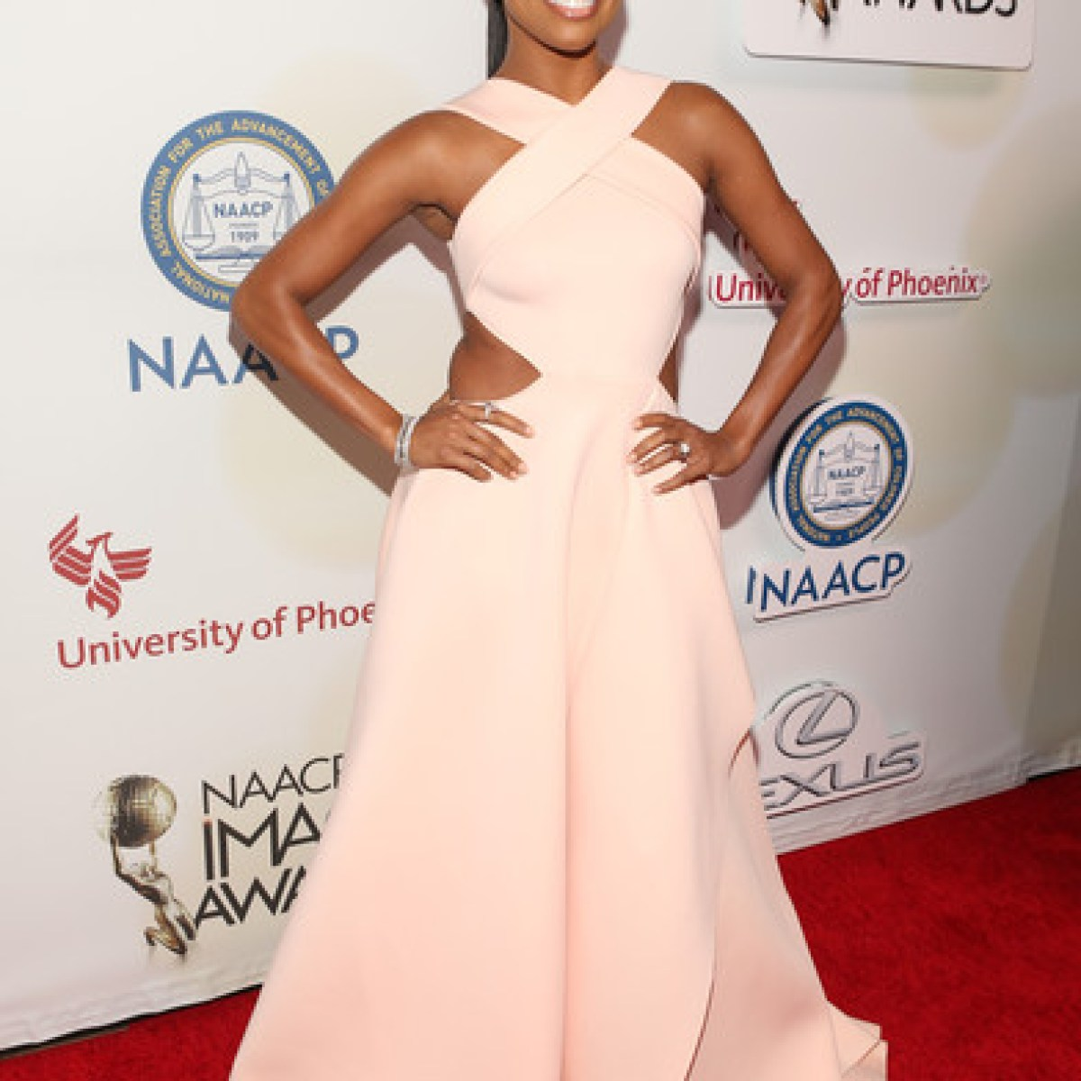 Gabrielle Union NAACP Image Awards 2015 Style Stamped