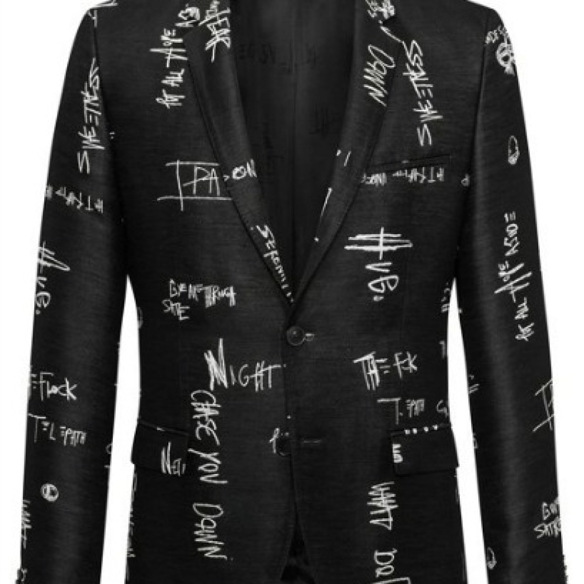 BOSS Scribble Sports Coat