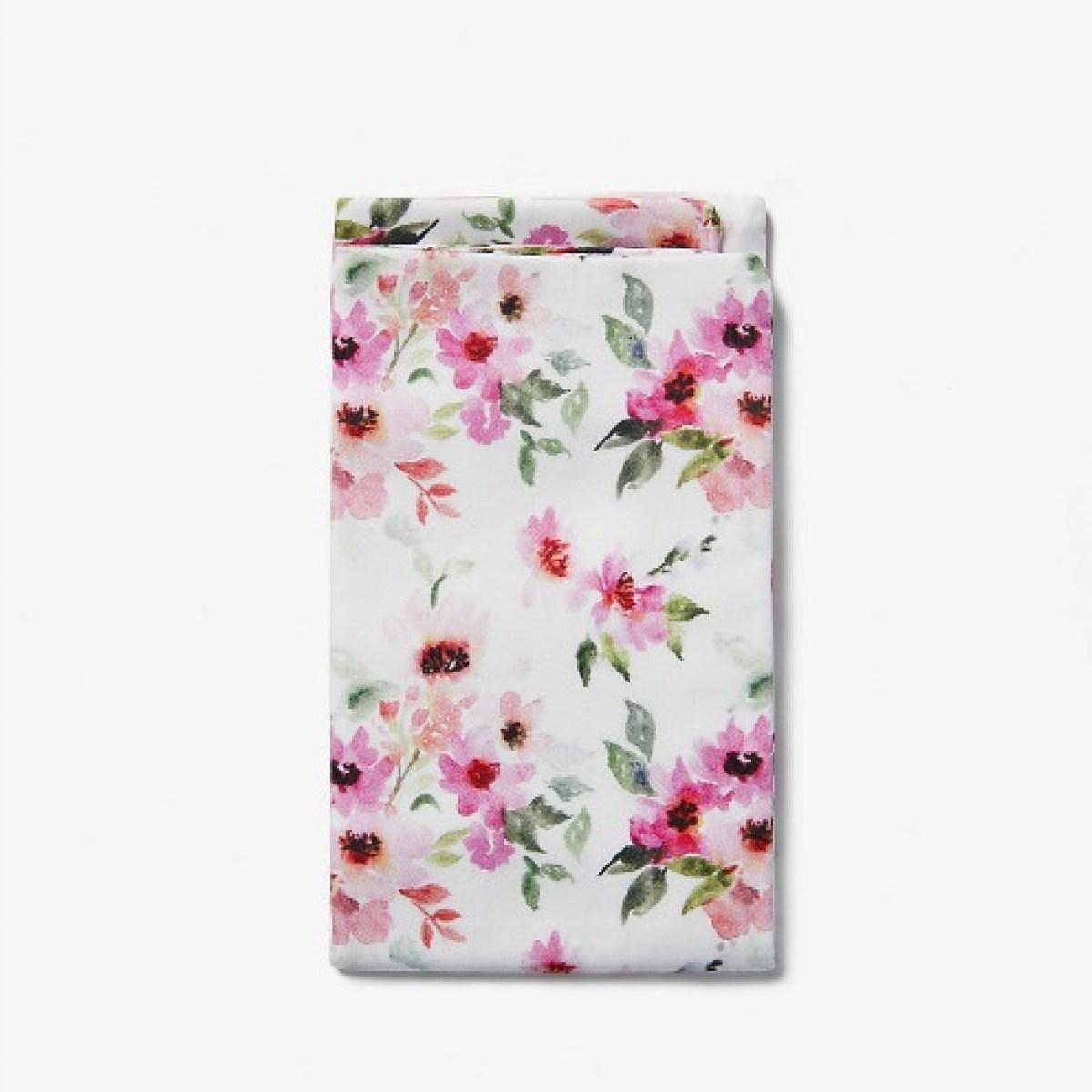 Floral Pre-folded pocket square