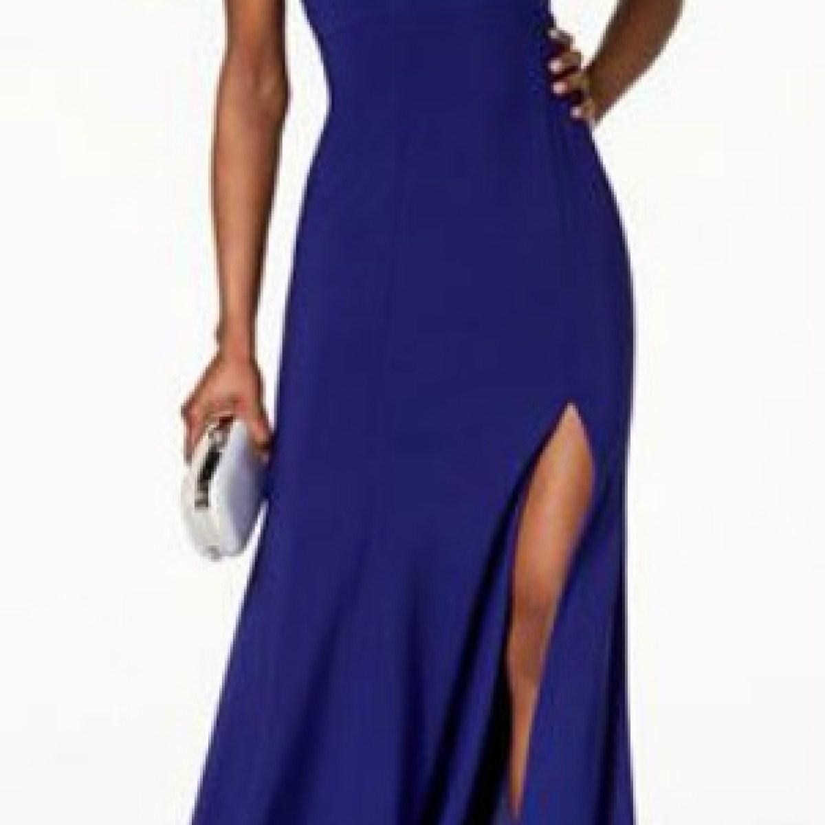 Xscape Off the shoulder dress.1