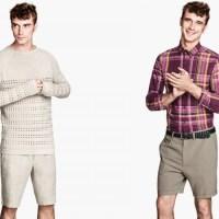 H&M Spring/Summer 2014 Men's Lookbook