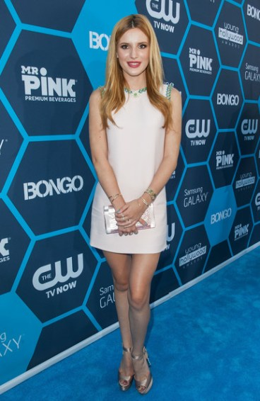 Best Dressed Fashion From The 2014 Annual Young Hollywood Awards 12