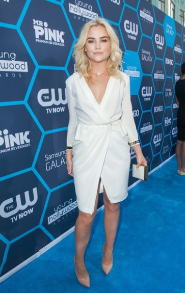 Best Dressed Fashion From The 2014 Annual Young Hollywood Awards 5
