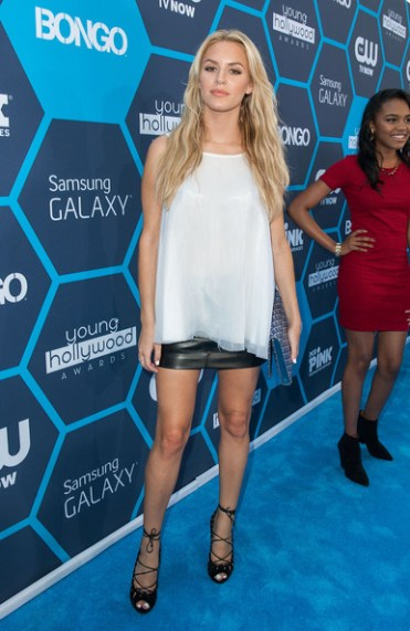 Best Dressed Fashion From The 2014 Annual Young Hollywood Awards 9