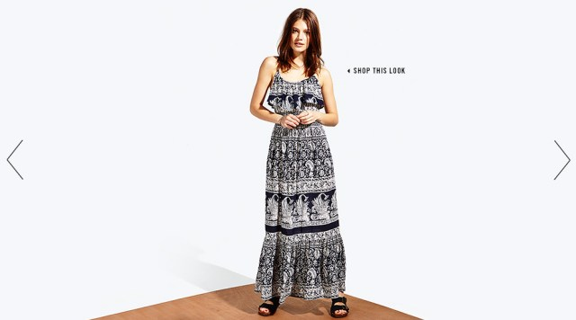 Forever 21 Over The Borderline Collection 2