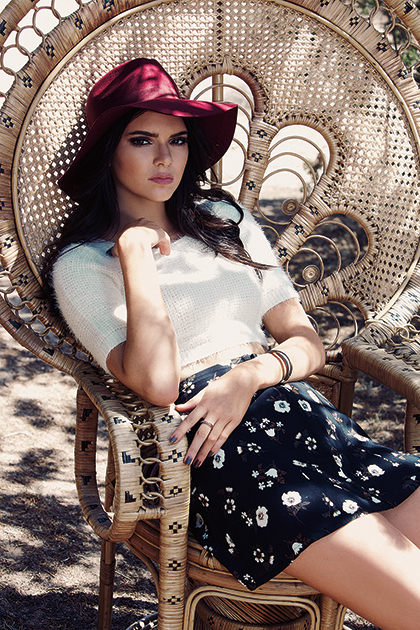 Kendall and Kylie Jenner Take Us Back-to-School With PacSun's New Collection 3