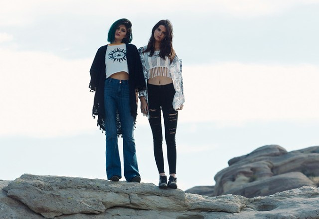 Kendall and Kylie Jenner Take Us Back-to-School With PacSun's New Collection