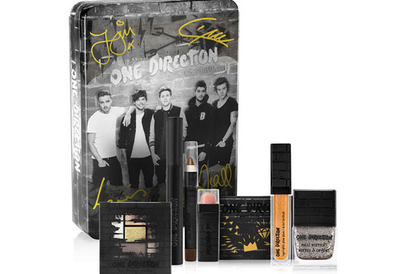 New One Direction Makeup Collection - The Looks Collection 3