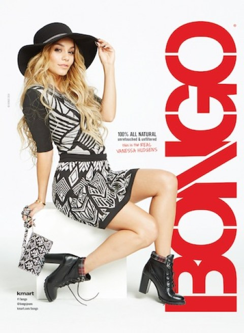 Vanessa Hudgens' New Fall 2014 Bongo Campaign is EVERYTHING 13