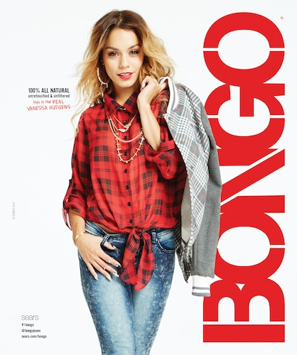 Vanessa Hudgens' New Fall 2014 Bongo Campaign is EVERYTHING 3