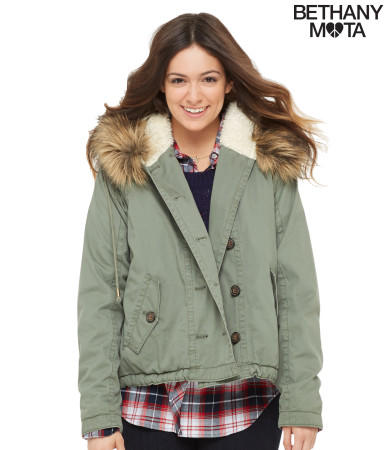 Bethany Mota Aeropostale Fall 2014 Collection (Lookbook) 7