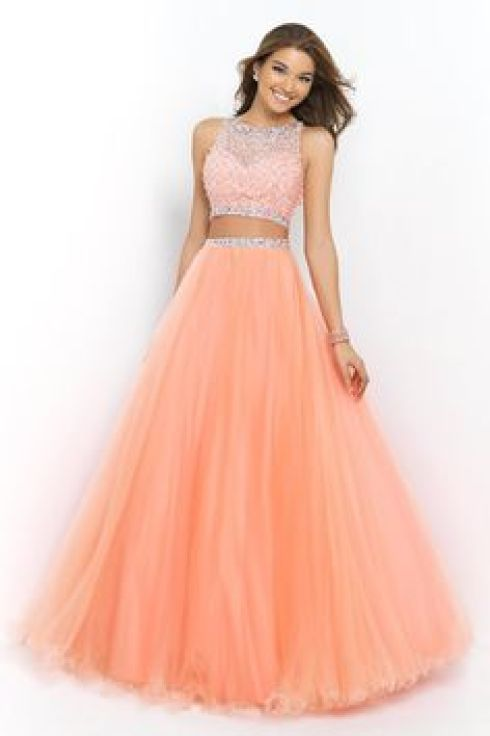 2015 Prom Dresses - Two - Piece Prom Dresses 3