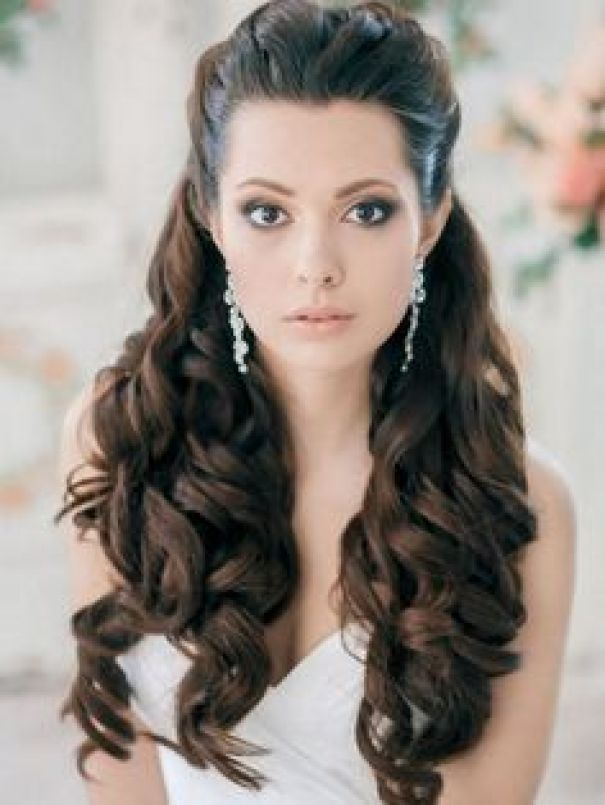 2015 Prom Hairstyles - Half Up Half Down Prom Hairstyles 10
