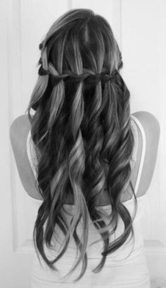 2015 Prom Hairstyles - Half Up Half Down Prom Hairstyles 7