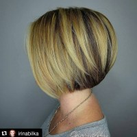 layered-short-straight-bob-hairstyle-for-short-hair