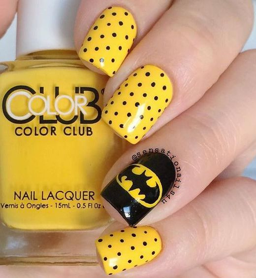 17 Trendy Yellow Nail Art Designs for Summer