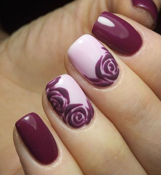 12 Amazing Nail Designs For Short Nails - 12 Amazing Nail Designs For Short Nails - Crazyforus