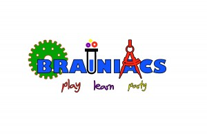 Brainiacs WordMark Logo