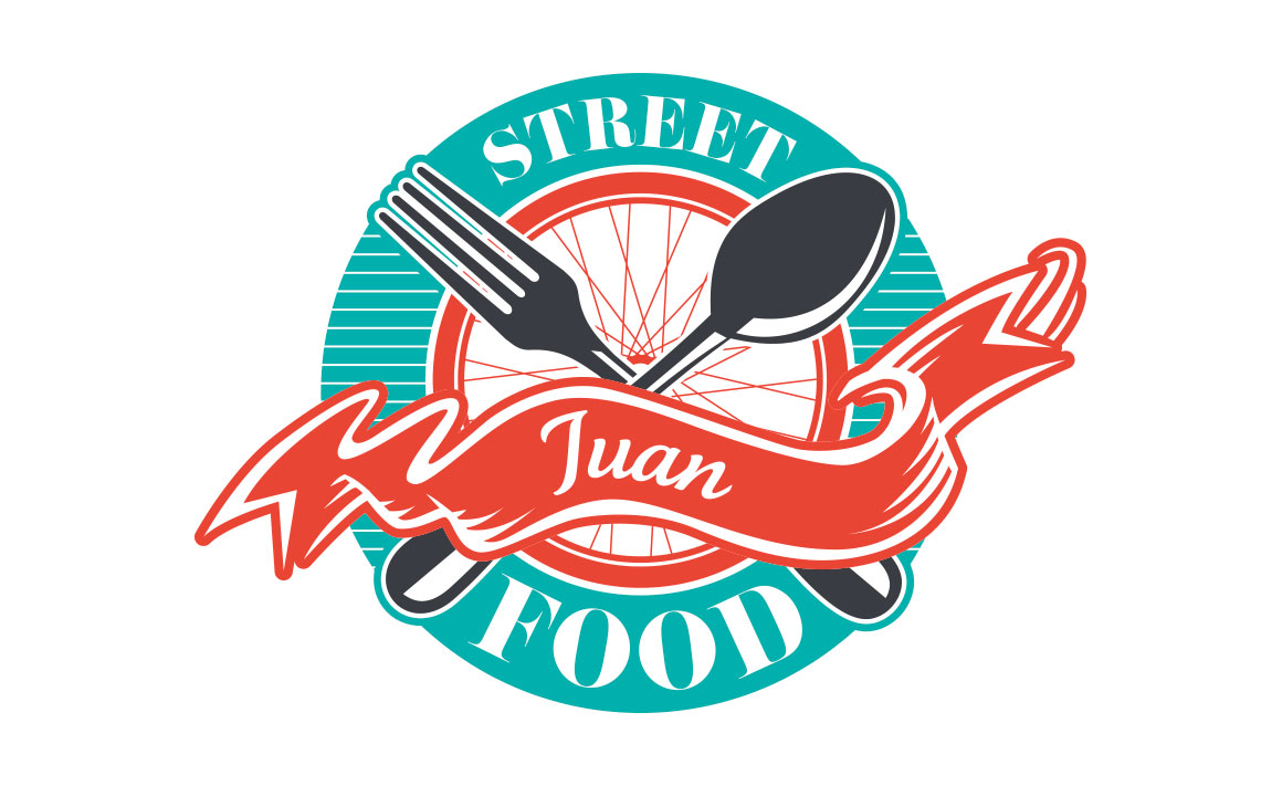 Creation logo Juan Street Food