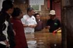 Bang Sani Bersama Aleg Fraksi PKS Jakarta Kunjungi Korban Banjir di Manggarai