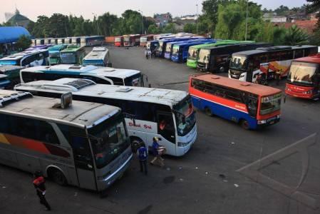 Fasilitas Terminal di Jakarta Belum Menjadi Perhatian Jokowi