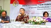 Dani Anwar : Dengan Amandemen Kelima UUD 1945, Sistem Tata Negara dan Hukum Kita Akan Lebih Baik