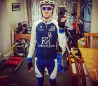 New @teamnovonordisk kit arrived and ready for its first run out… #TNN #TT1#Cycling #Diabetes #diabetesuk
